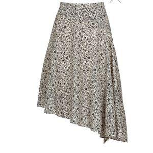 Joie asymmetrical skirt